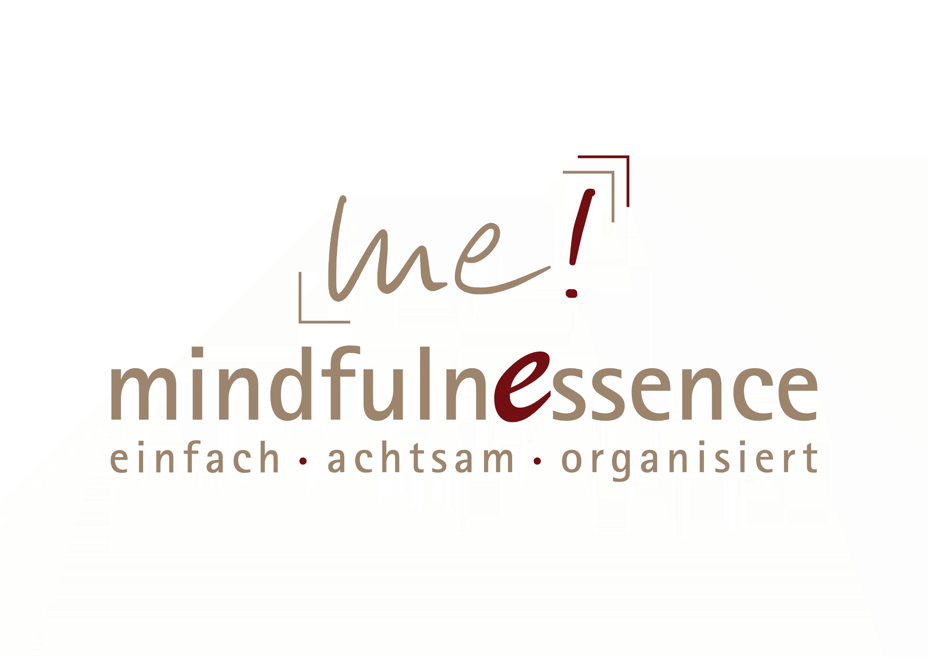 Logo von mindfulnessence