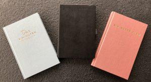 Ein guter Plan; Klarheit; Das 6-Minuten Tagebuch