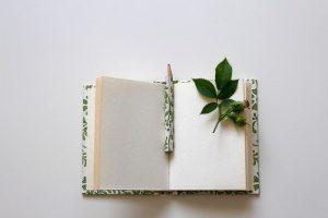 Analoges Notizbuch