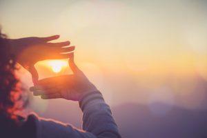 Durchhalten - Sonnenaufgang