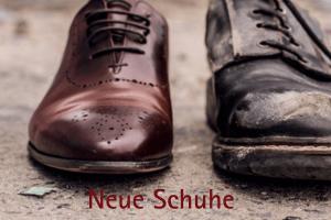 Alles neu - macht der Mai_Schuhe